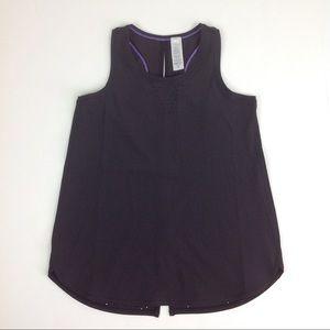 Ivivva Shirts & Tops - Ivivva Sun Sprinter Tank Top Black Girls Sz 6
